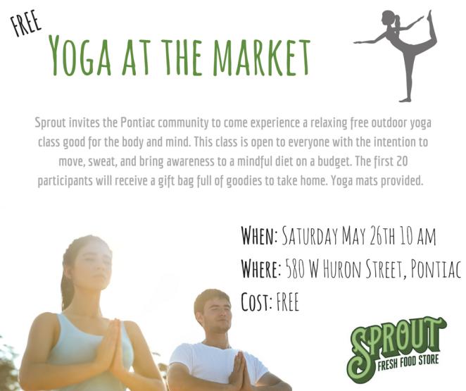 Free Community Yoga Class (1)